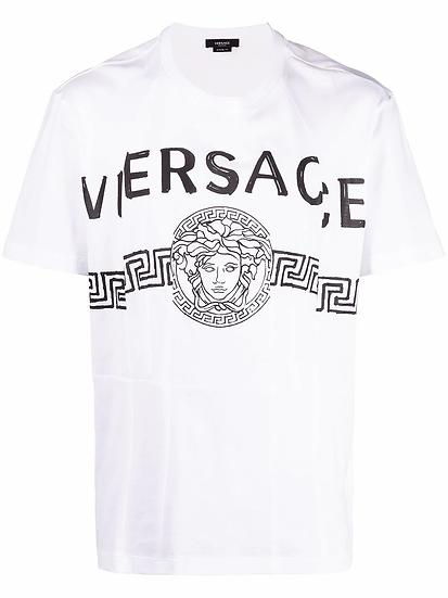 Versace - t-shirt logo Medusa
