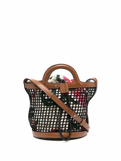 Marni - knit bucket bag