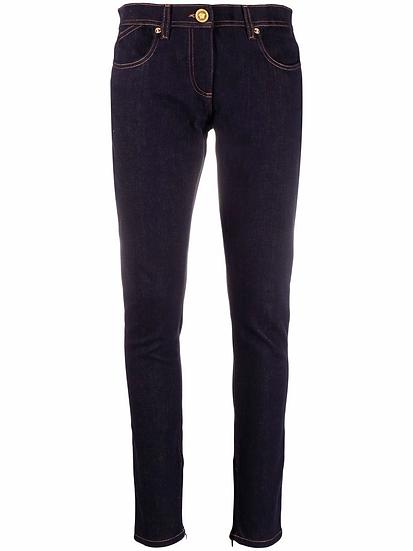 Versace - jean slim bicolor