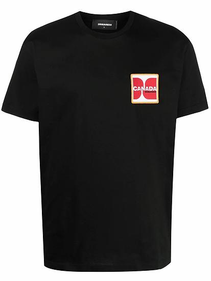 Dsquared2 - t-shirt logo bordado