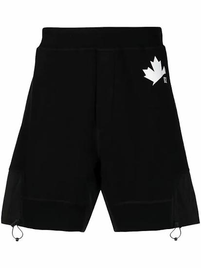 Dsquared2 - pantalón corto logo