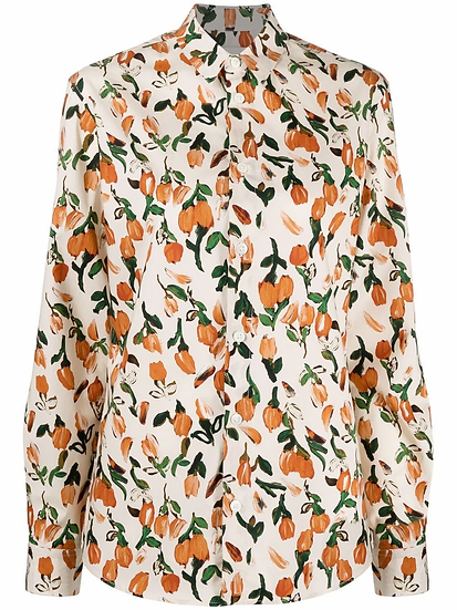 Marni - camisa estampada