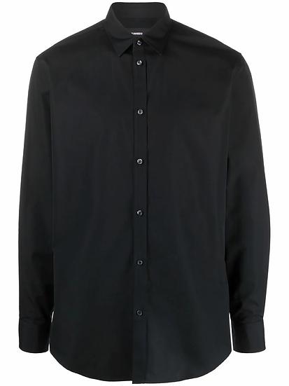 Dsquared2 - camisa logo bordado