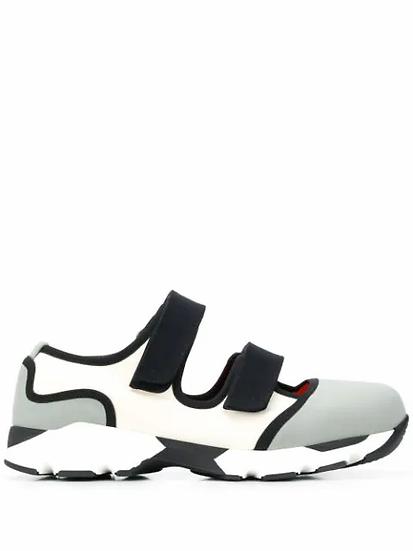 Marni - sneakers cierre autoadherente
