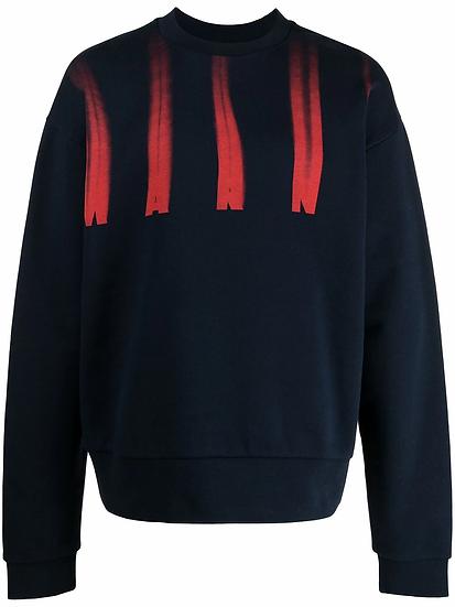 Marni - gradient logo sweatshirt