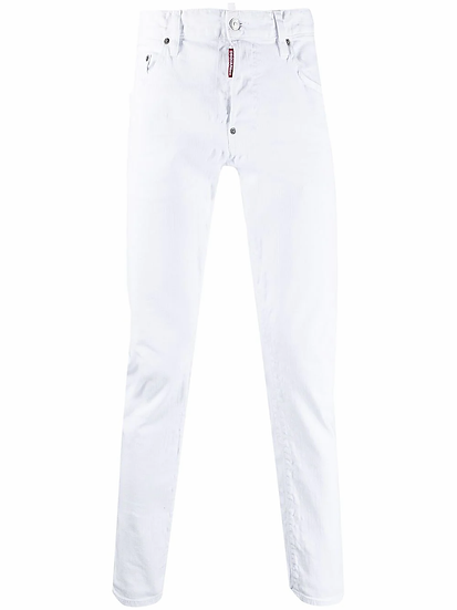 Dsquared2 - mid rise jeans