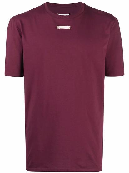 Maison Margiela - t-shirt detalle parche