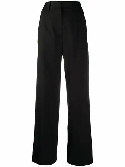MM6 Maison Margiela - pantalón de vestir ancho