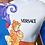Thumbnail: Versace - camiseta con estampado Medusa Renaissance