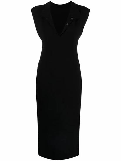 Jacquemus - vestido ajustado