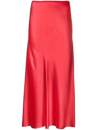 Maison Margiela - high waist midi skirt