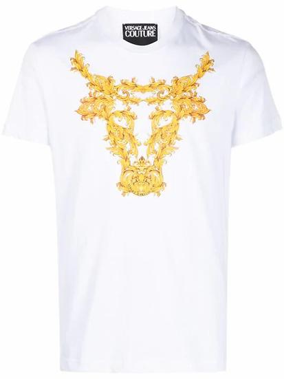 Lunar New Year printed T-shirt