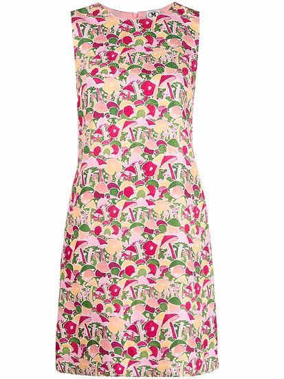 Sleeveless Mushroom Dress