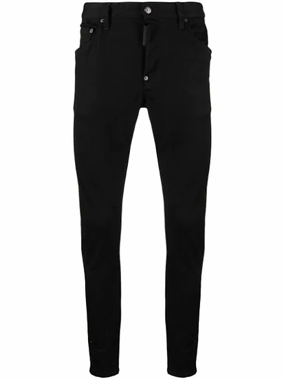 Dsquared2 - low-rise jeans