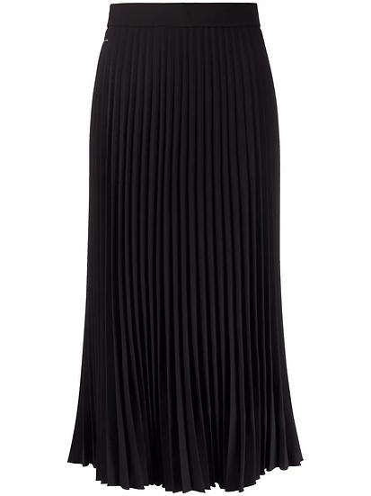 MM6 Maison Margiela - pleated midi skirt