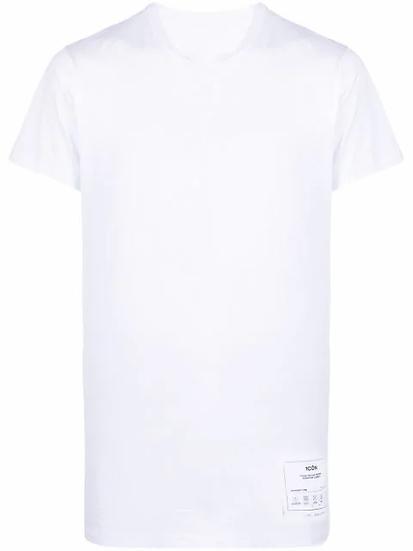 Maison Margiela - t-shirt estampado 1CON