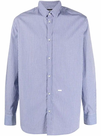 Dsquared2 - camisa a rayas