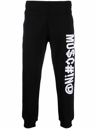 Moschino - Symbols track pants