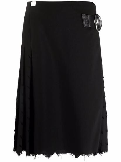 Marni - pleated skirt