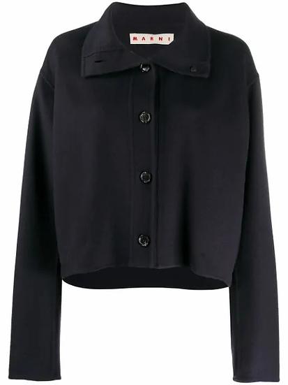 Marni - chaqueta corta botones