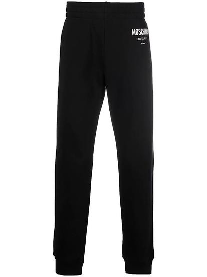 Moschino - Pantalones de chándal con logo