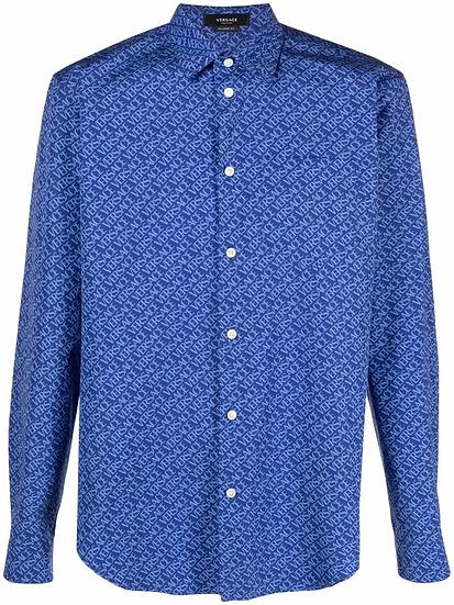 Versace - camisa popelín