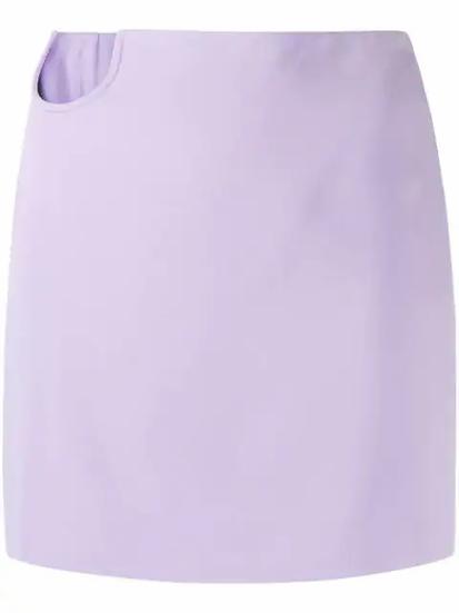Versace - minifalda aberturas