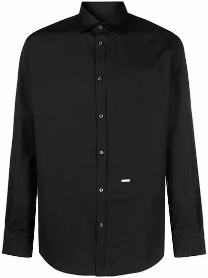 Dsquared2 - camisa con placa