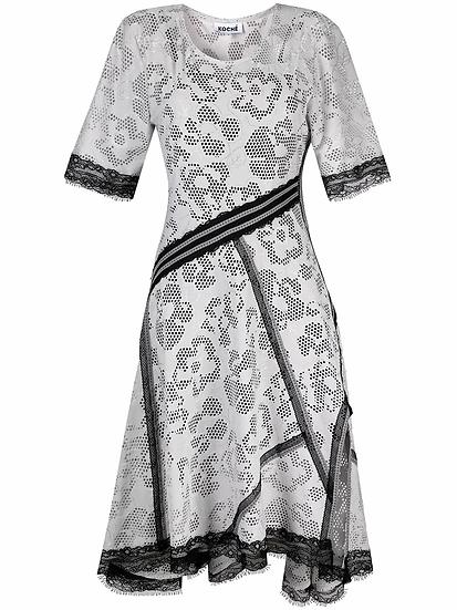 Koché - vestido asimétrico