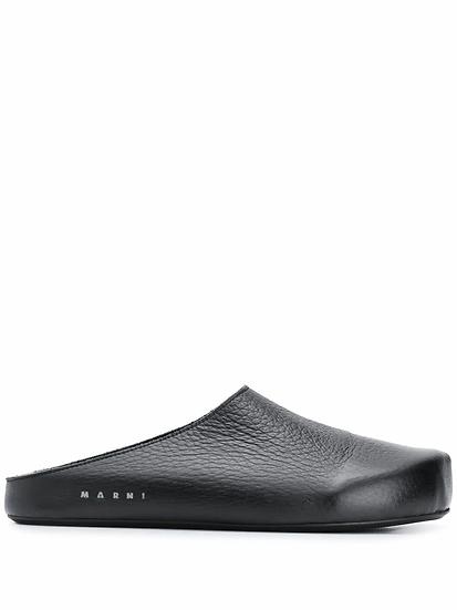 Marni - slippers texturizados