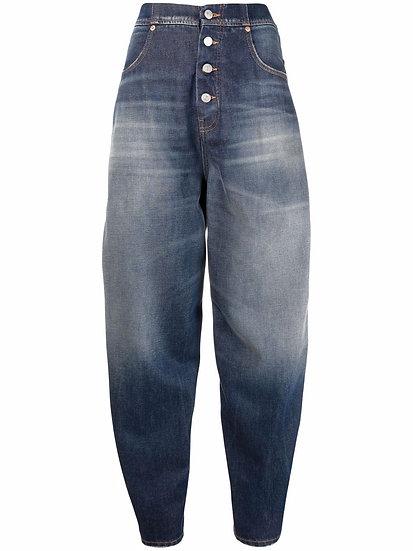 MM6 Maison Margiela - high waisted jeans