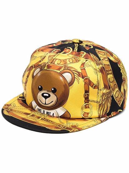 Moschino - Gorra con motivo Teddy Bear