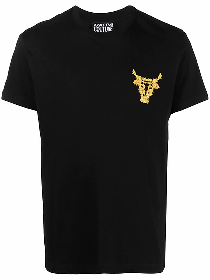 Baroque motif T-shirt
