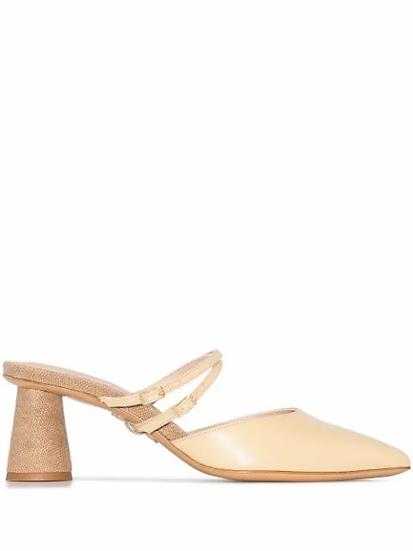 Jacquemus - mules Les Chaussures Basgia
