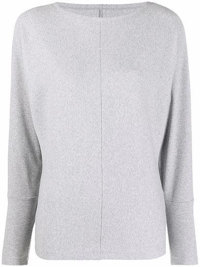 MM6 Maison Margiela - central seam sweatshirt