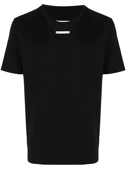 Maison Margiela - t-shirt detalle de parche