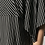 Thumbnail: MM6 Maison Margiela - blusa drapeada