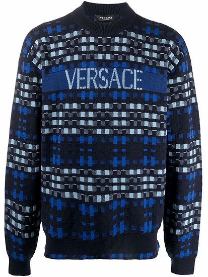 Versace - jersey de lana