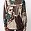 Thumbnail: Moschino - camisa estampado periódico