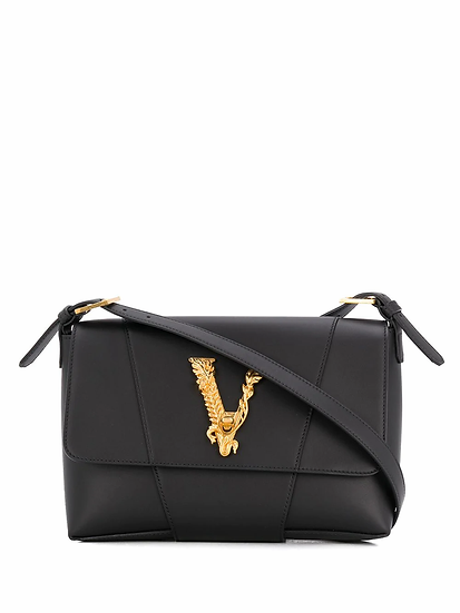 Versace - bolso hombro Virtus