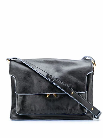 Black Trunk shoulder bag