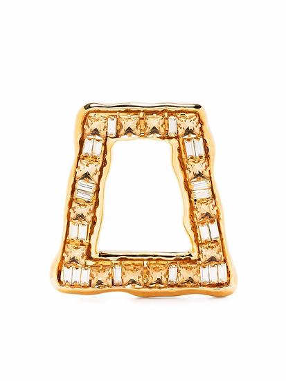 Marni - crystal-embellished single earring