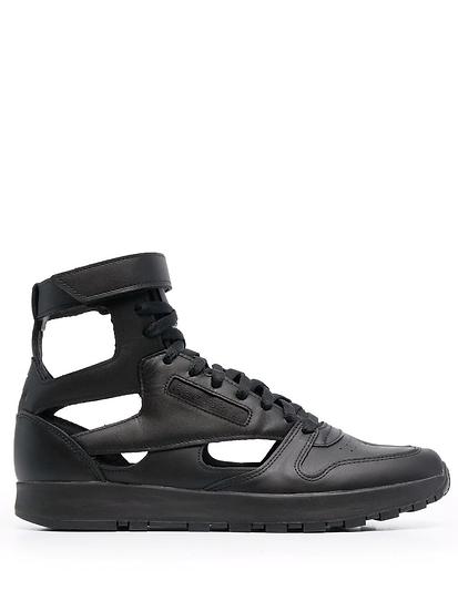 Maison Margiela x Reebok - Tabi hi-top sneakers