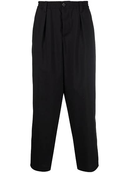 Marni - pantalones tiro caído