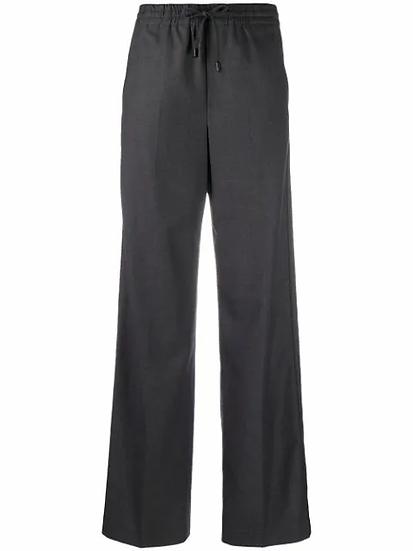 Maison Margiela - pantalón cintura elástica