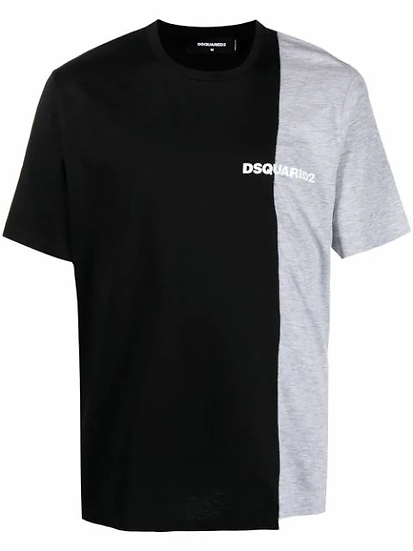 Dsquared2 - t-shirt bicolor