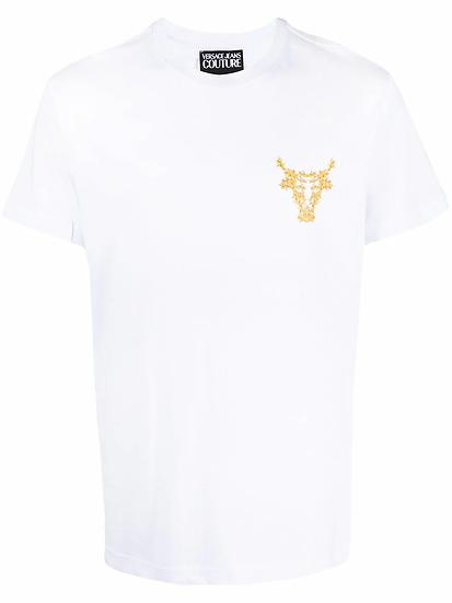Versace Jeans  Couture - t-shirt logo estampado