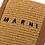 Thumbnail: Marni - raffia crossbody bag