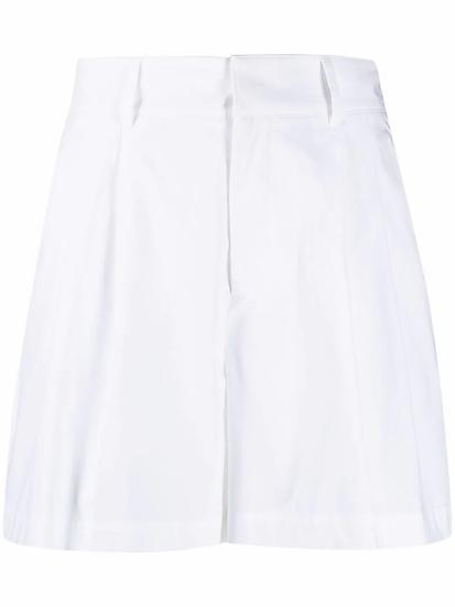 Red Valentino - shorts blanco