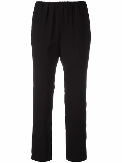 Marni - pantalones elásticos de corte recto